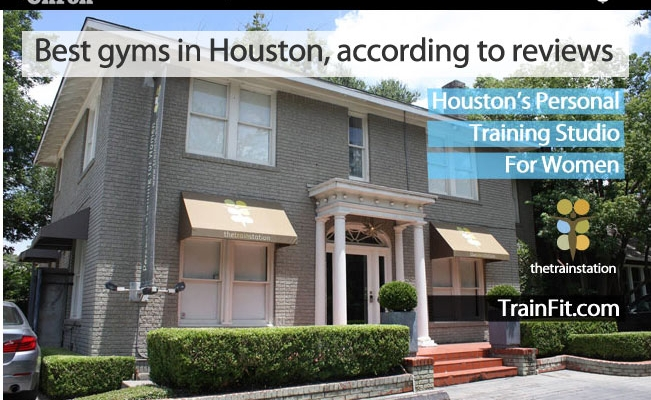 The Train Station named one of the Best Gyms in Houston